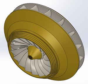 Hydropower Turbine Designs that Ramp Up for Peak Energy Demands